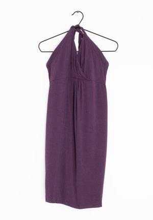Koktejlové šaty/ šaty na párty - purple