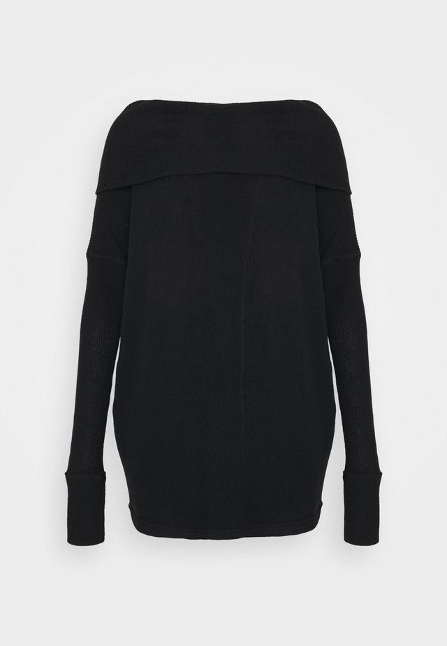 JUICY LONG SLEEVE - Jumper - black