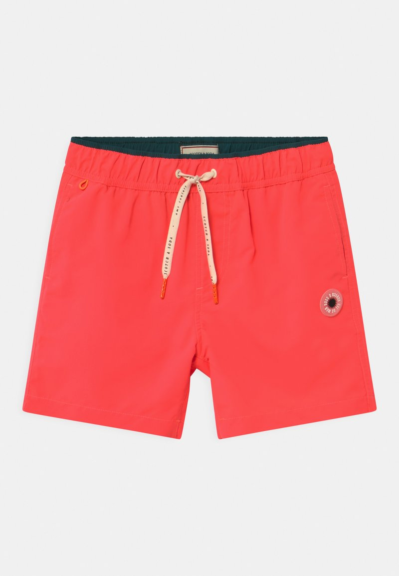 Scotch & Soda - MAGIC PRINT - Swimming shorts - neon jellyfish