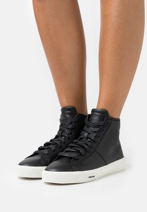 S-MYDORI MC W - High-top trainers - black