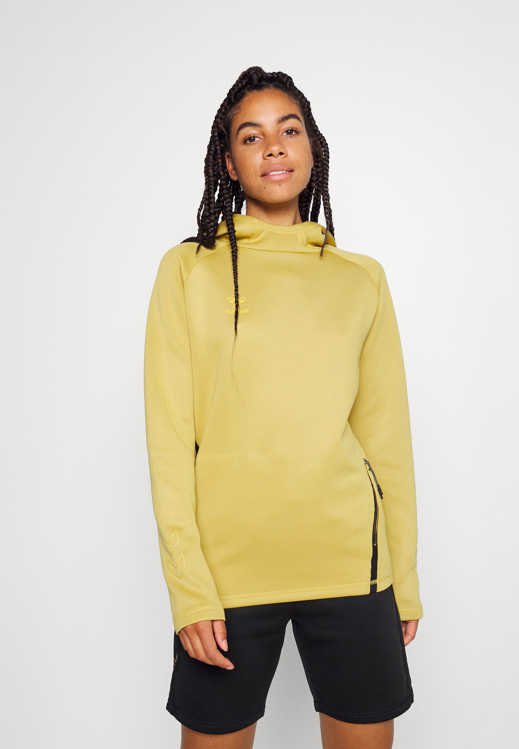 Women HMLCIMA HOODIE WOMAN - Sweatshirt