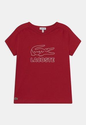 T-shirt imprimé - coccinelle
