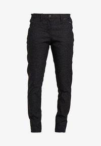 WINTER TRAVEL PANTS WOMEN - Outdoor trousers - black
