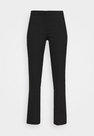 CHANA TIGHT SUIT TROUSER - Trousers - black