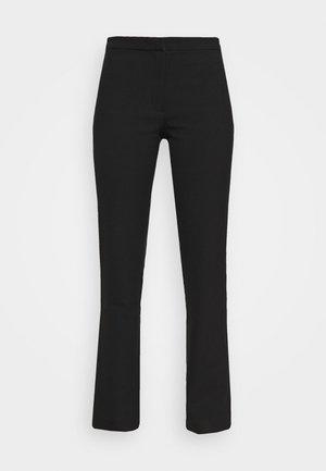 CHANA TIGHT SUIT TROUSER - Pantalon classique - black