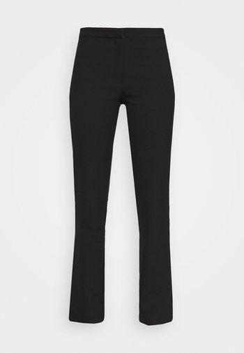 CHANA TIGHT SUIT TROUSER - Pantalones - black
