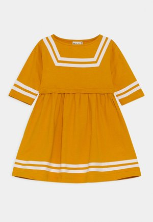 SAILOR DRESS - Jersey dress - beeswax