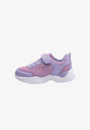 Sneakersy niskie - lilac