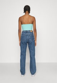 Weekday - SKEW - Jean flare - sea blue - 2