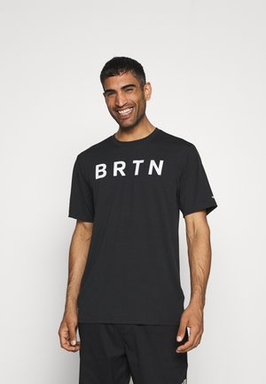 MULTIPATH - T-shirt print - true black
