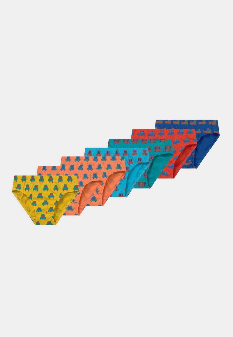 Marks & Spencer London - TRANSPORT 7 PACK - Briefs - multi-coloured