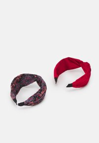 Anna Field - 2 PACK - Hair Styling Accessory - multi-coloured/red - 1