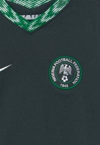 Nike Performance - NFF NIGERIA - Klubové oblečení - seaweed/white - 3