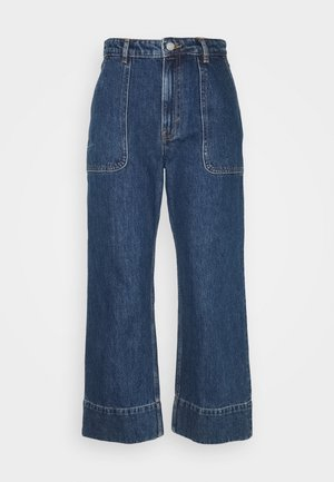 NEW RIO  - Relaxed fit jeans - blue medium dusty