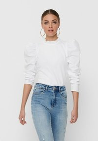 ONLY - Blouse - white - 0