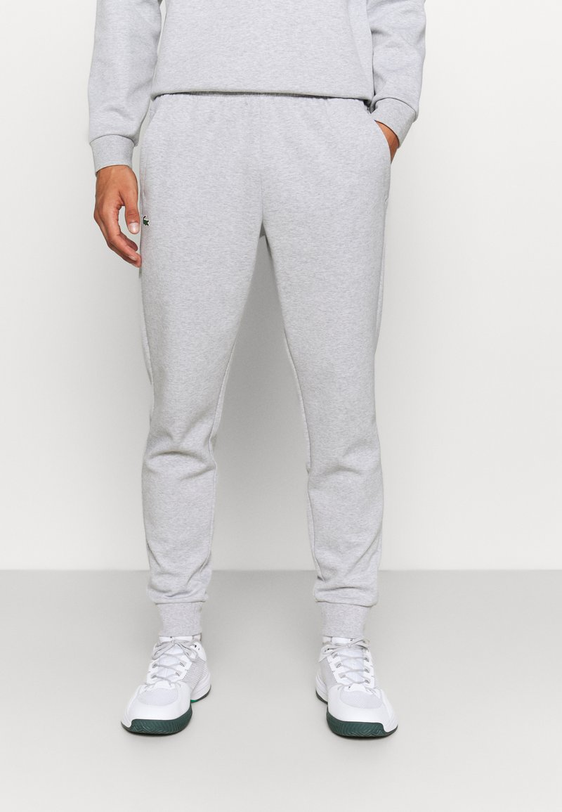 Lacoste Sport - Träningsbyxor - gris chine/gris fonce