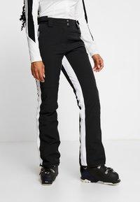 CMP - WOMAN PANT - Spodnie narciarskie - nero - 0
