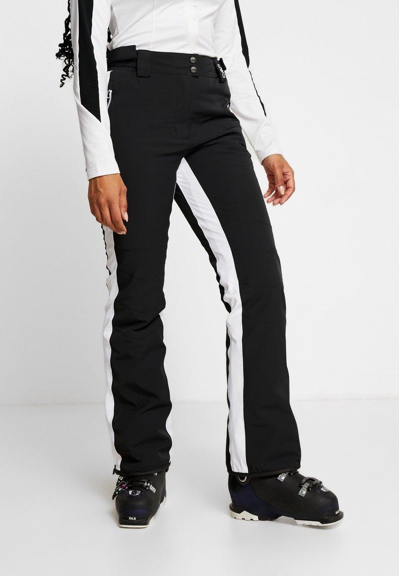 CMP - WOMAN PANT - Spodnie narciarskie - nero