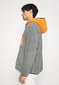 Superdry - ZIP THRU HOOD - Lehká bunda - slate iron - 3