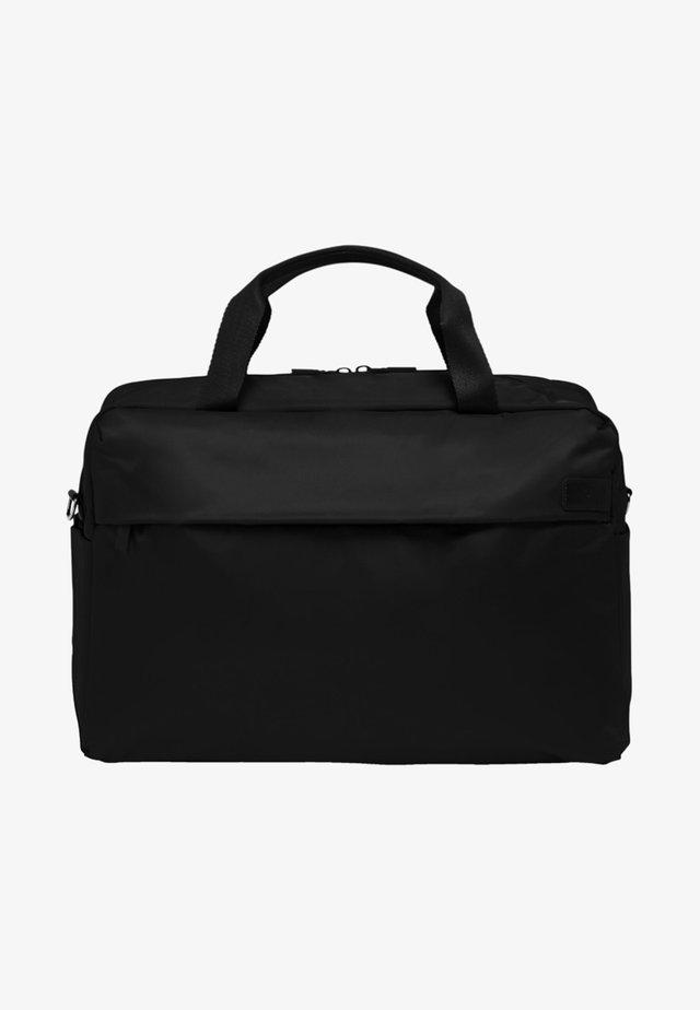CITY PLUME - Weekend bag - black