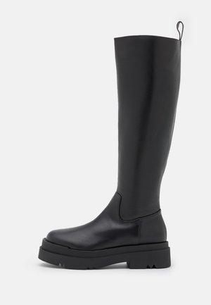 LEONIE HANNE - Platform boots - black