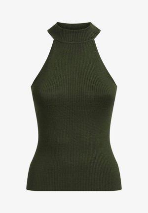 Débardeur - dunkelgrün