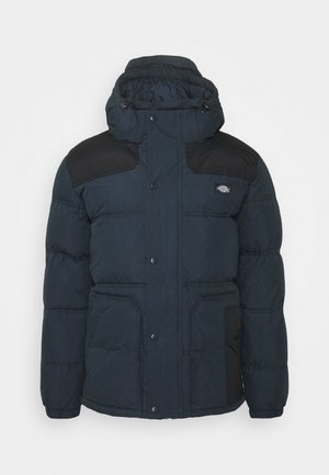 LOCKPORT - Winter jacket - dark navy
