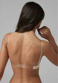 Next - Multiway / Strapless bra - beige - 1