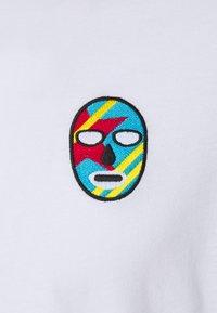 YOURTURN - UNISEX - Bluzka z długim rękawem - white - 6