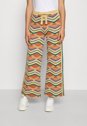 ZETA TRACK - Spodnie materiałowe - original combo