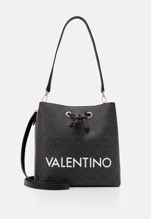 LIUTO SET - Handbag - nero