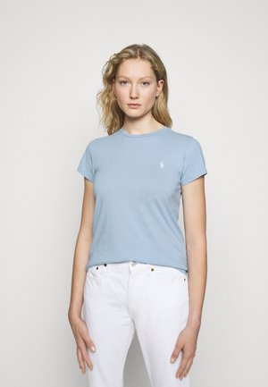 Basic T-shirt - estate blue
