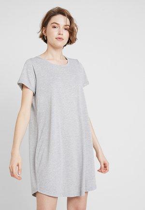 TINA DRESS - Jersey dress - grey marle
