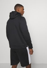 Jordan - AIR THERMA - Sweat à capuche - black/black/(white) - 2