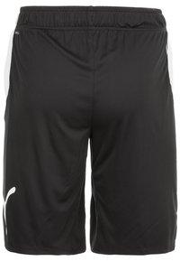 Puma - Sports shorts - black /white - 1
