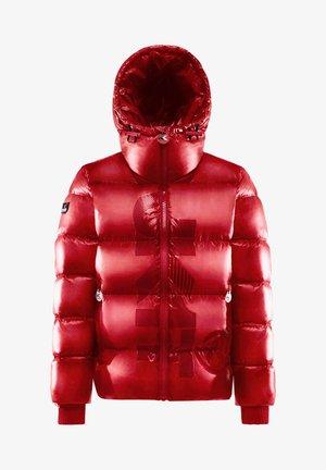 Piumino - cherry red
