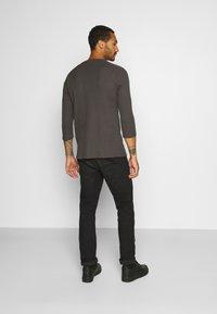 YOURTURN - UNISEX - Long sleeved top - dark gray - 2