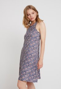 GAP - LINPLY - Jersey dress - blue - 0