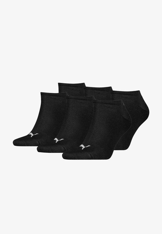 6 PACK - Trainer socks - black