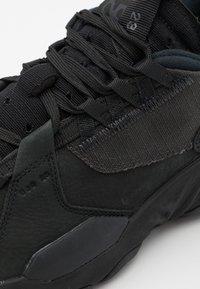 Jordan - JORDAN DELTA - Sneakers basse - black/anthracite/volt - 5