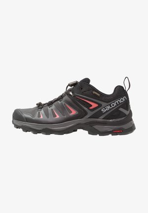 X ULTRA 3 GTX  - Hiking shoes - magnet/black/mineral red