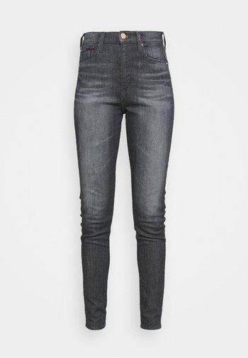 SYLVIA - Jeans Skinny - grey