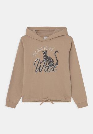 TEEN HOODIE JAQUELINE - Sweatshirts - beige