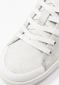 Blackstone - Sneakers - metallic silver - 2