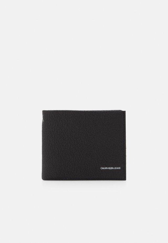 BILFOLD COIN - Portafoglio - black