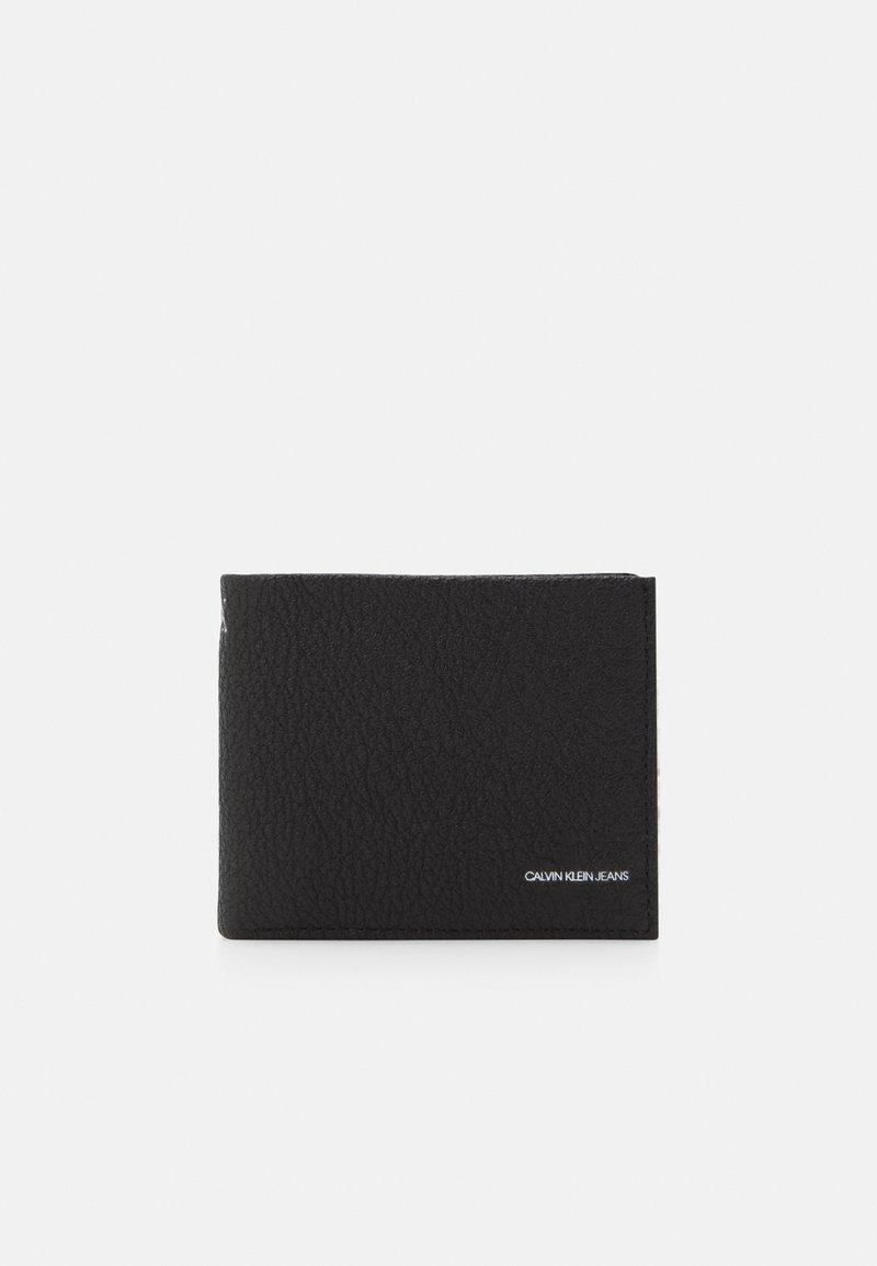 Calvin Klein Jeans - BILFOLD COIN - Portafoglio - black