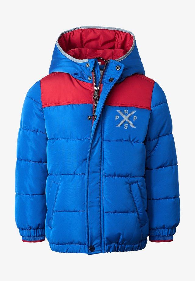 Winter jacket - victoria blue