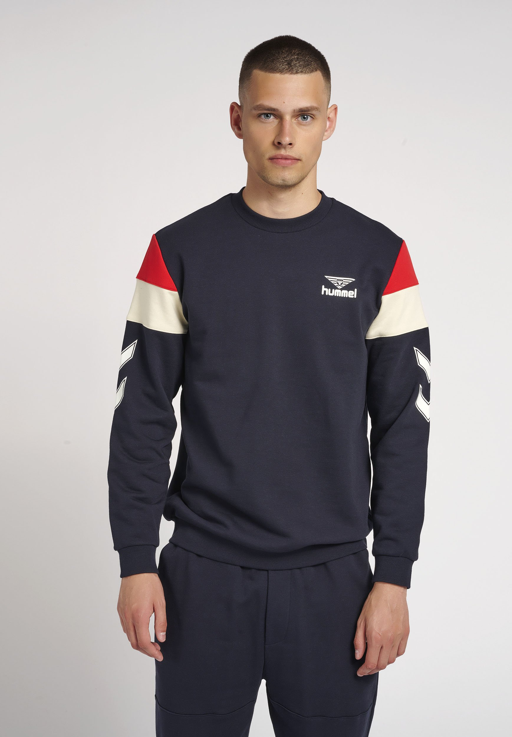 Homme HMLSTEPHAN - Sweatshirt