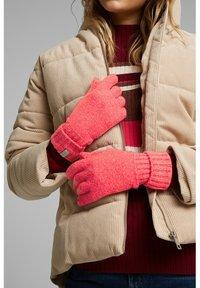 Esprit - Gloves - pink fuchsia - 0