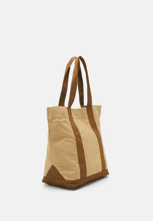 WORK TOTE UNISEX - Tote bag - hamilton brown/dusty brown